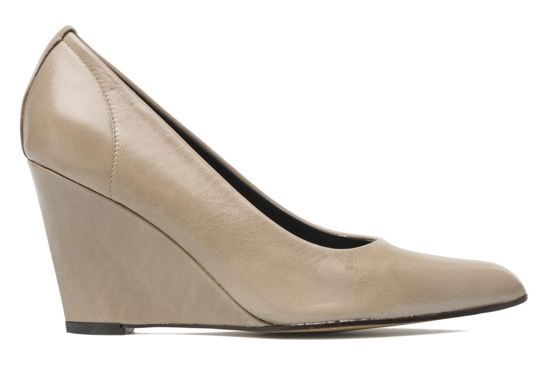 High heels Elizabeth Stuart Coco Beige back view