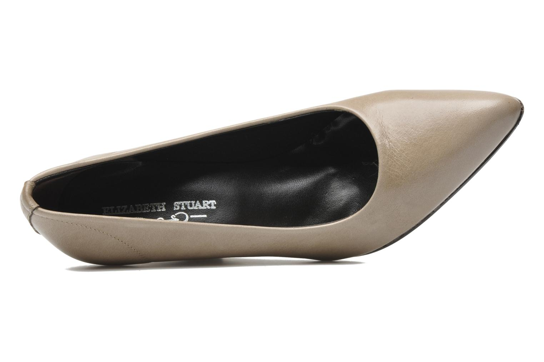 High heels Elizabeth Stuart Coco Beige view from the left