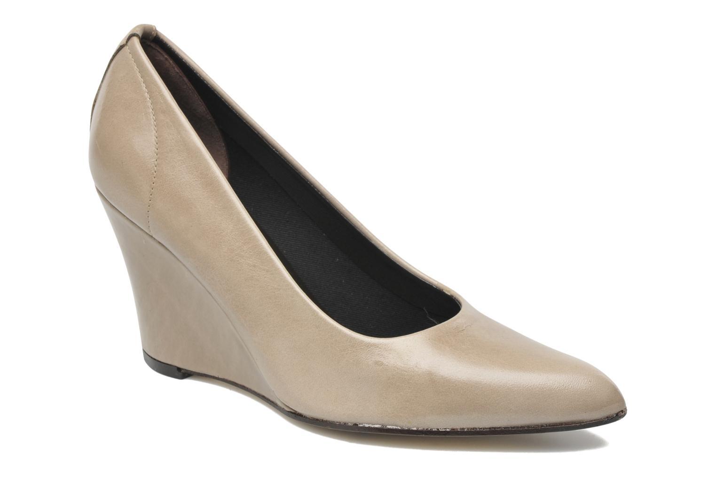 High heels Elizabeth Stuart Coco Beige detailed view/ Pair view