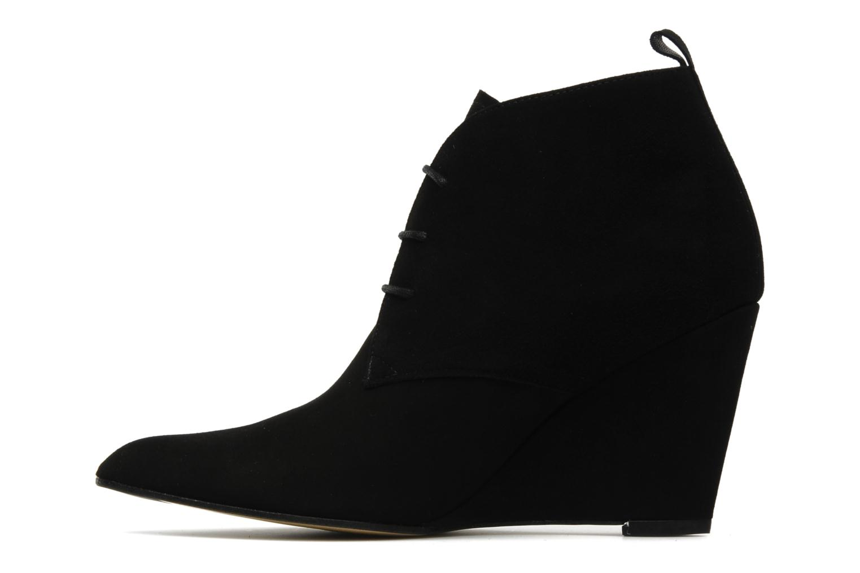 Bottines et boots Elizabeth Stuart Colas Noir vue face