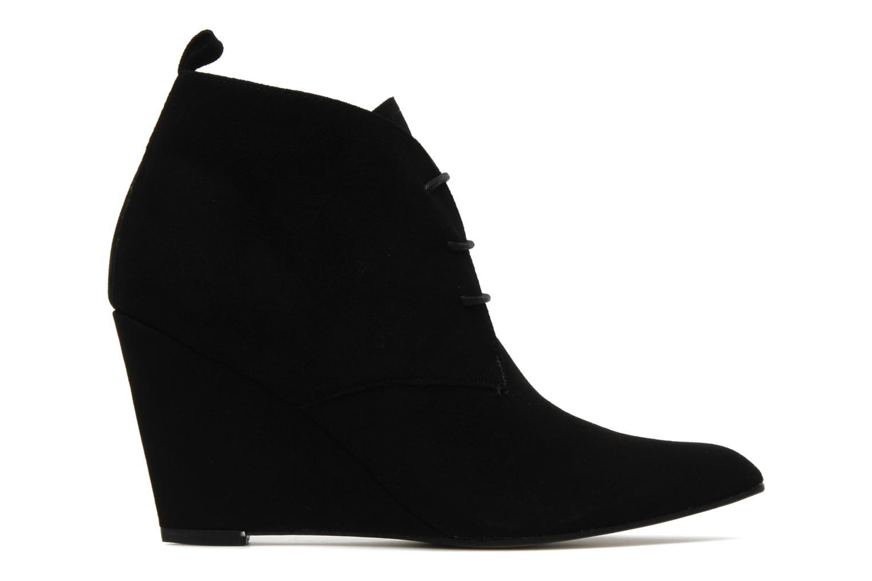 Bottines et boots Elizabeth Stuart Colas Noir vue derrière