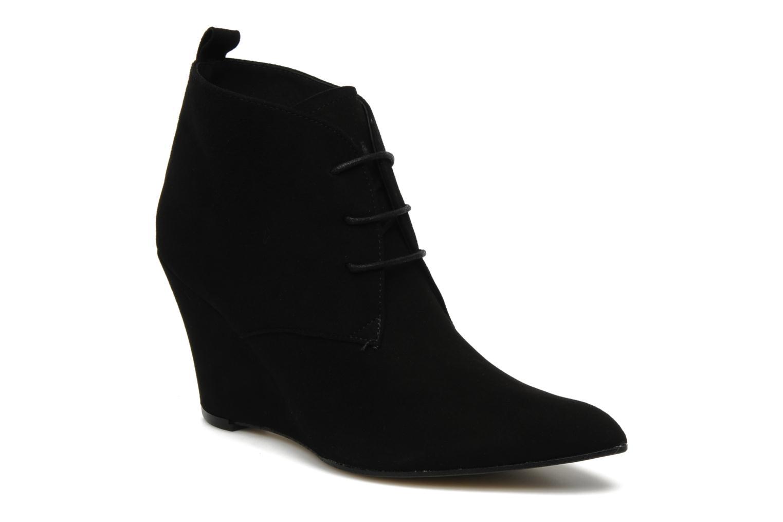 Bottines et boots Elizabeth Stuart Colas Noir vue détail/paire