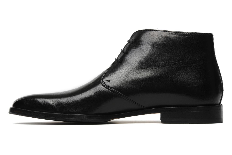 Chaussures à lacets Melvin & Hamilton Alex 7 Noir vue face