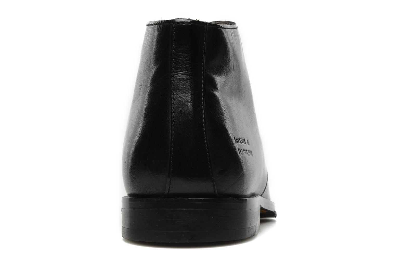 Chaussures à lacets Melvin & Hamilton Alex 7 Noir vue droite