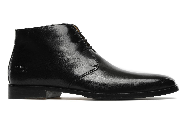 Chaussures à lacets Melvin & Hamilton Alex 7 Noir vue derrière