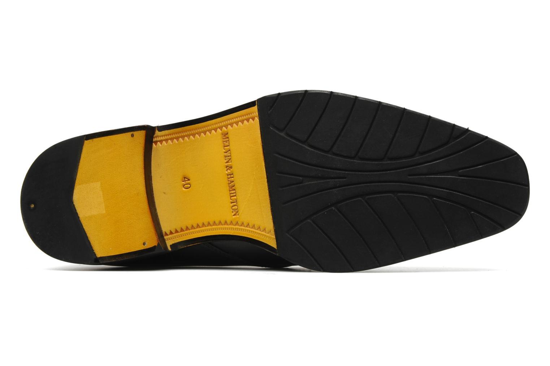 Chaussures à lacets Melvin & Hamilton Alex 7 Noir vue haut