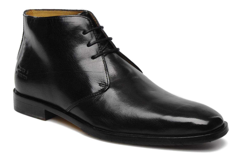 Chaussures à lacets Melvin & Hamilton Alex 7 Noir vue détail/paire