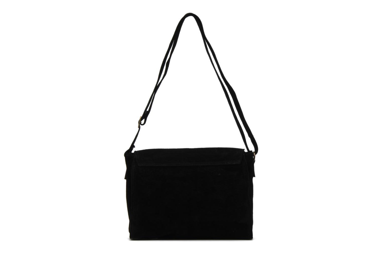 Handtaschen Georgia Rose Mitsi Cuir schwarz ansicht von vorne