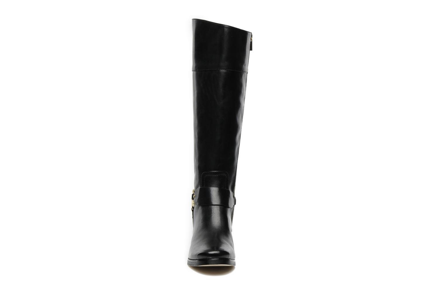Laarzen Michael Michael Kors Fulton Harness Boot Zwart model