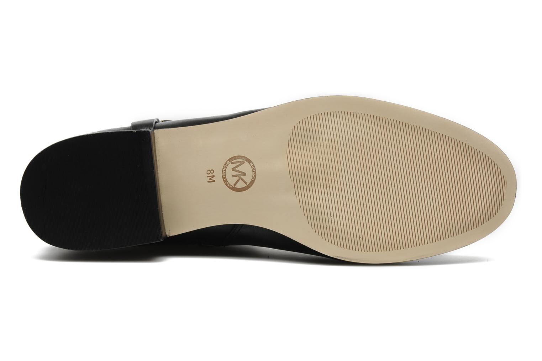Fulton Harness Boot Black