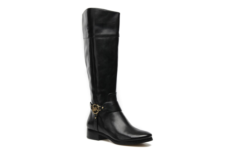 Laarzen Michael Michael Kors Fulton Harness Boot Zwart detail