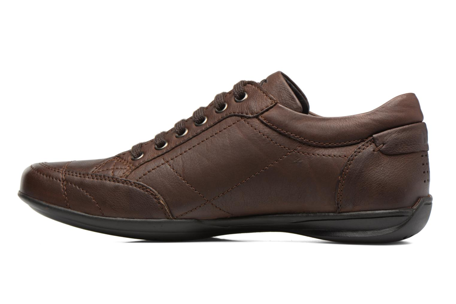 Trainers TBS Ladoga Brown front view