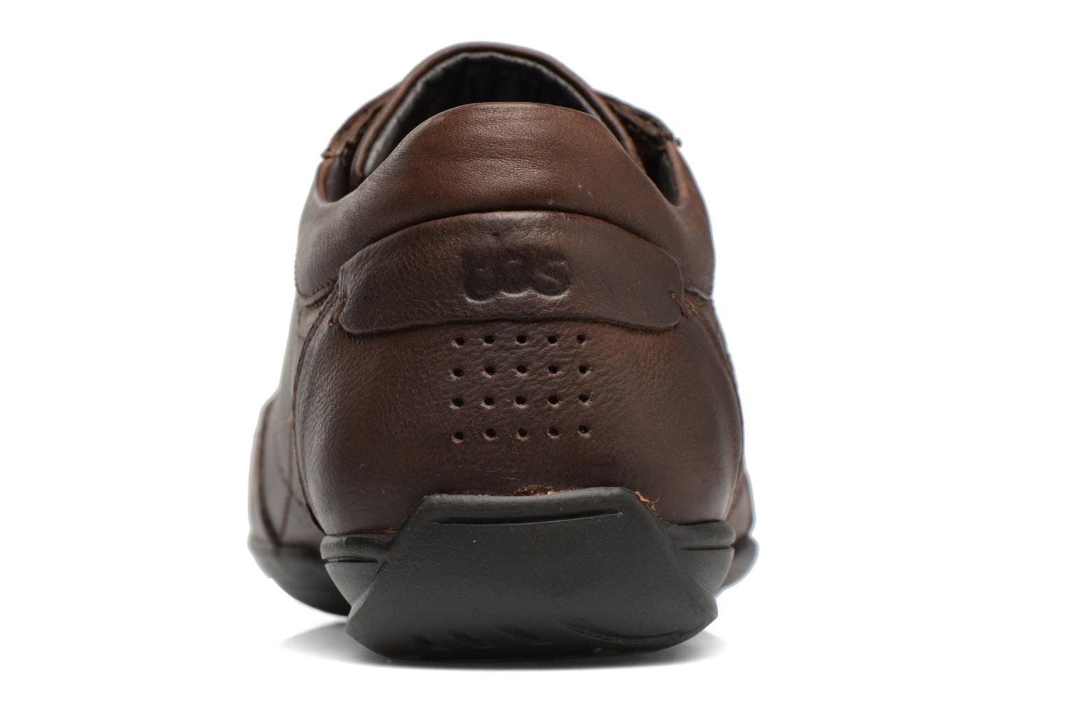 Trainers TBS Ladoga Brown view from the right