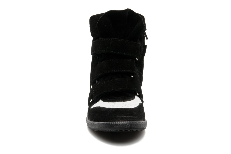 Sneaker Hip Blavia schwarz schuhe getragen