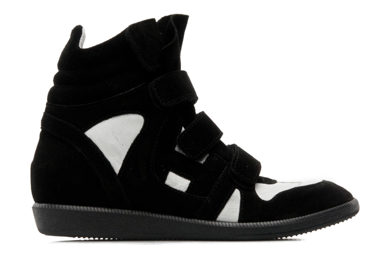 Sneaker Hip Blavia schwarz ansicht von hinten