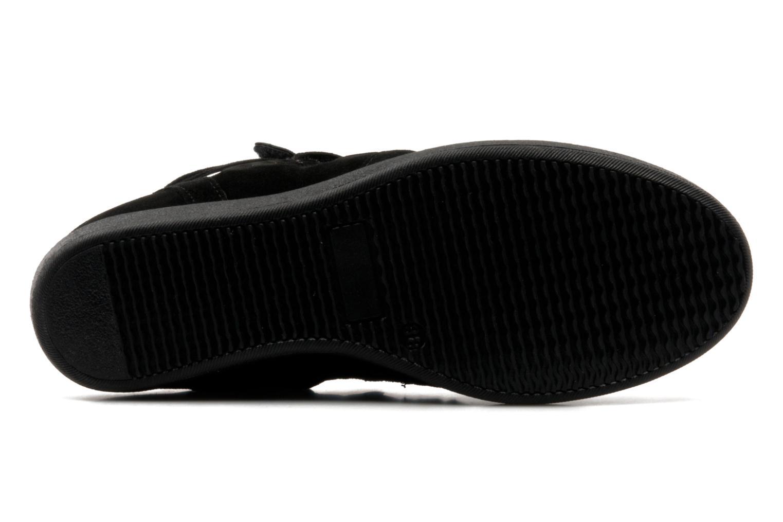 Sneaker Hip Blavia schwarz ansicht von oben