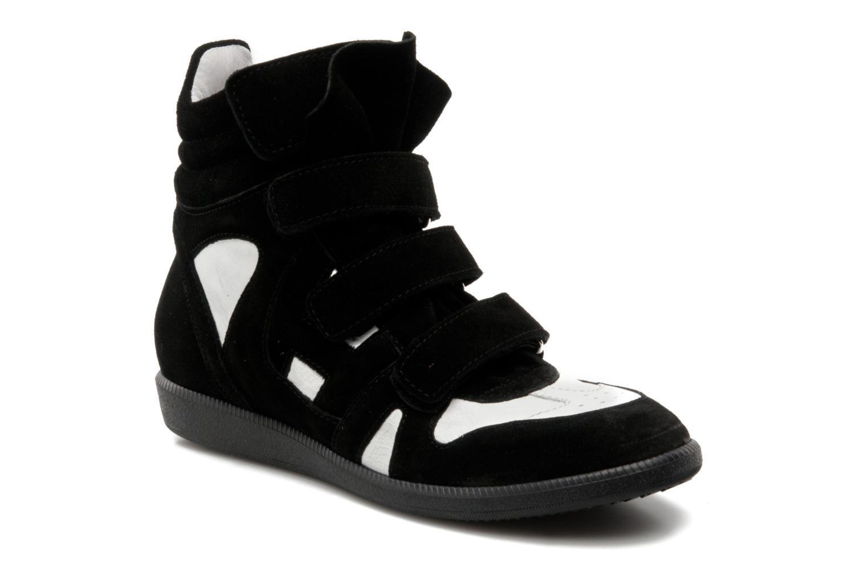 Sneaker Hip Blavia schwarz detaillierte ansicht/modell
