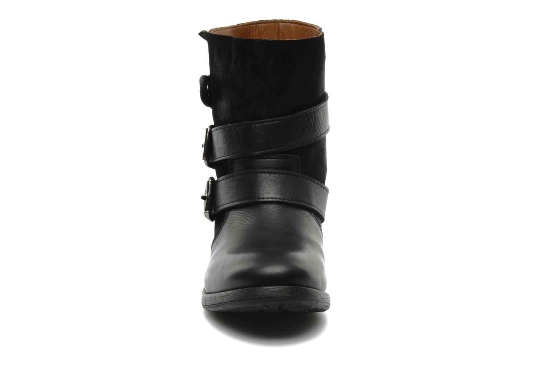 Bottines et boots Koah Ilda Noir vue portées chaussures