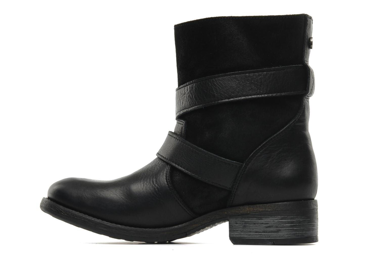 Bottines et boots Koah Ilda Noir vue face