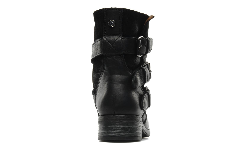 Bottines et boots Koah Ilda Noir vue droite