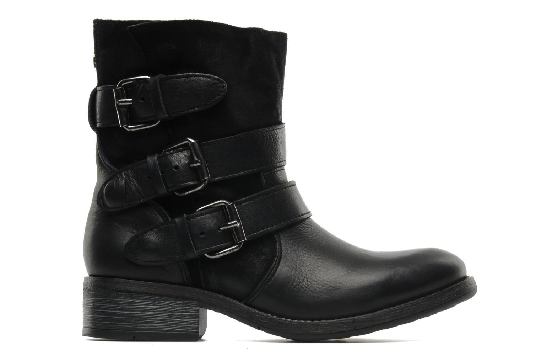 Bottines et boots Koah Ilda Noir vue derrière