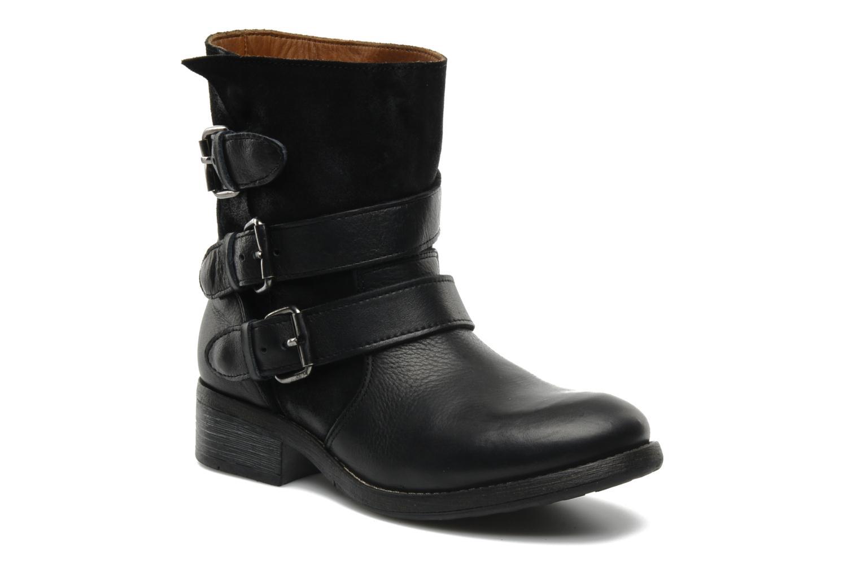 Boots en enkellaarsjes Koah Ilda Zwart detail