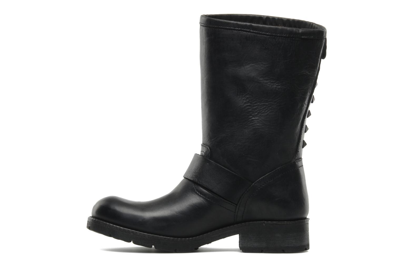 Bottines et boots Koah Nox Noir vue face