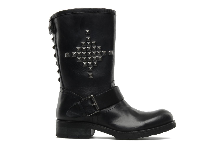 Bottines et boots Koah Nox Noir vue derrière