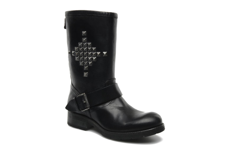 Bottines et boots Koah Nox Noir vue détail/paire