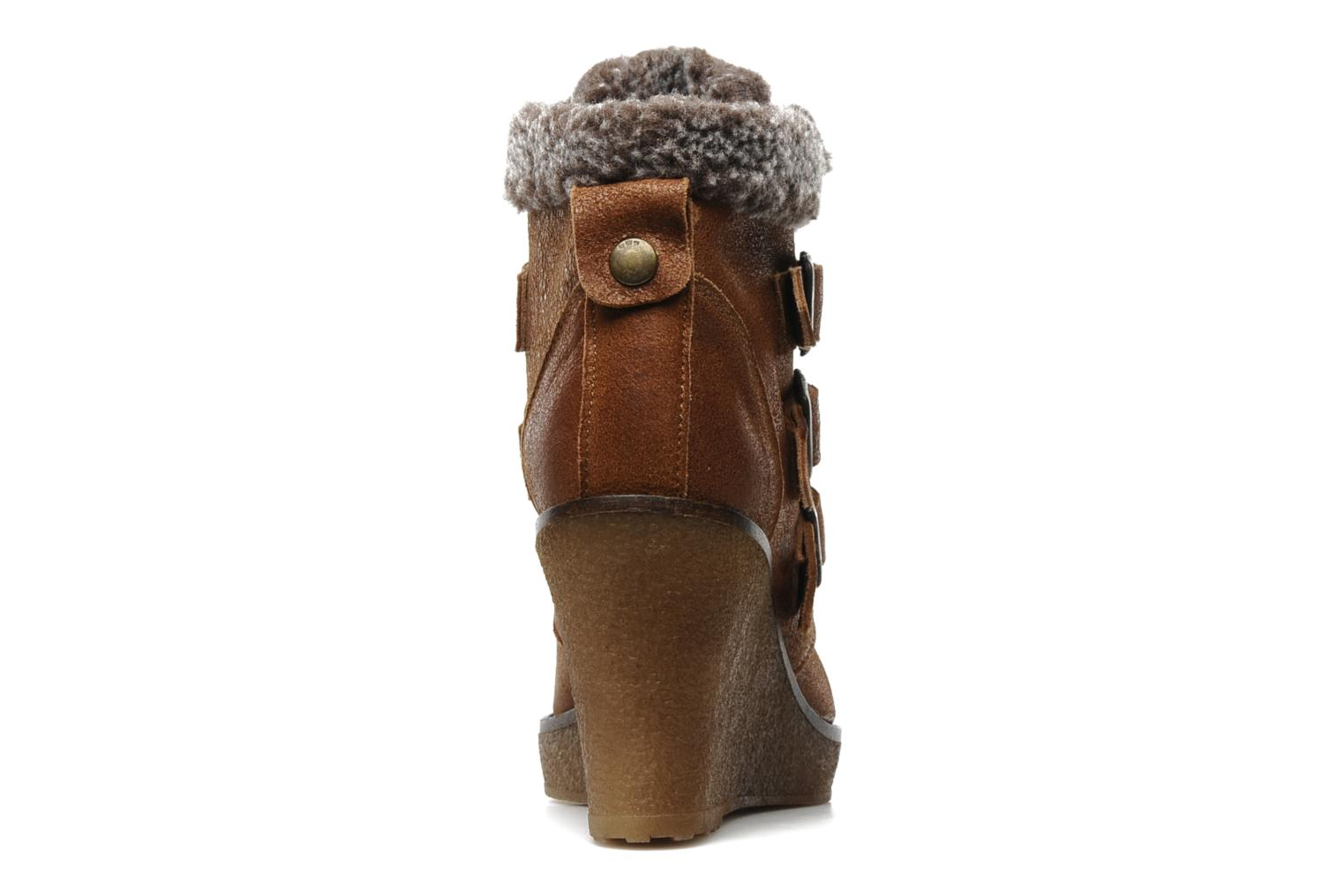 Ankle boots Koah Feliz Brown view from the right