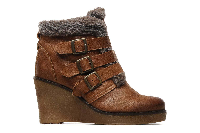 Boots en enkellaarsjes Koah Feliz Bruin achterkant