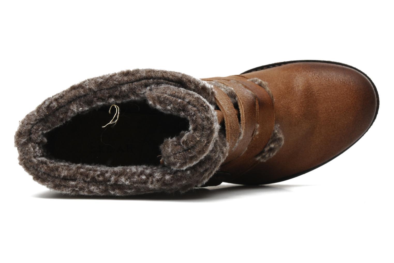 Bottines et boots Koah Feliz Marron vue gauche
