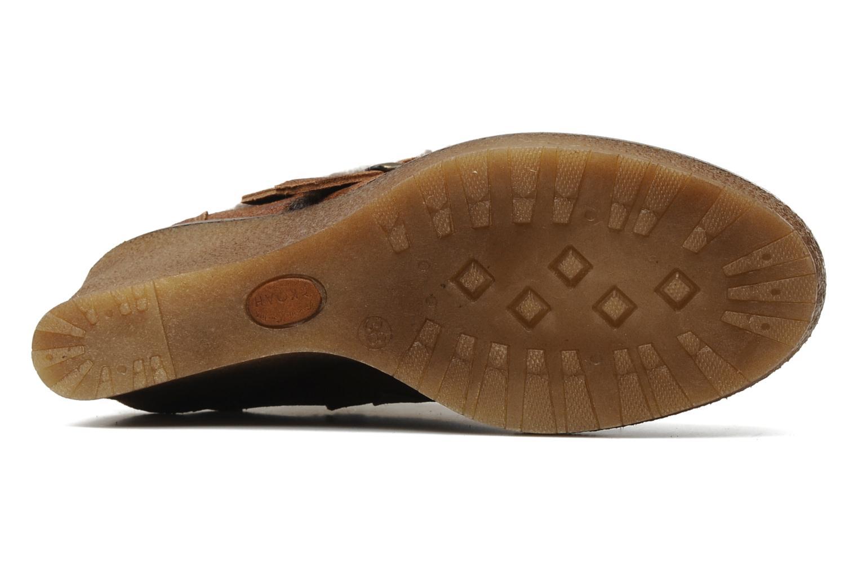 Bottines et boots Koah Feliz Marron vue haut