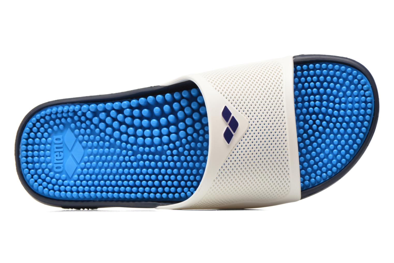 Chaussures de sport Arena Marco x grip man Blanc vue gauche