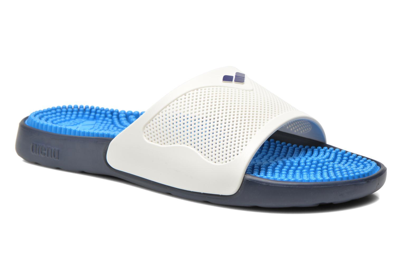 Chaussures de sport Arena Marco x grip man Blanc vue détail/paire
