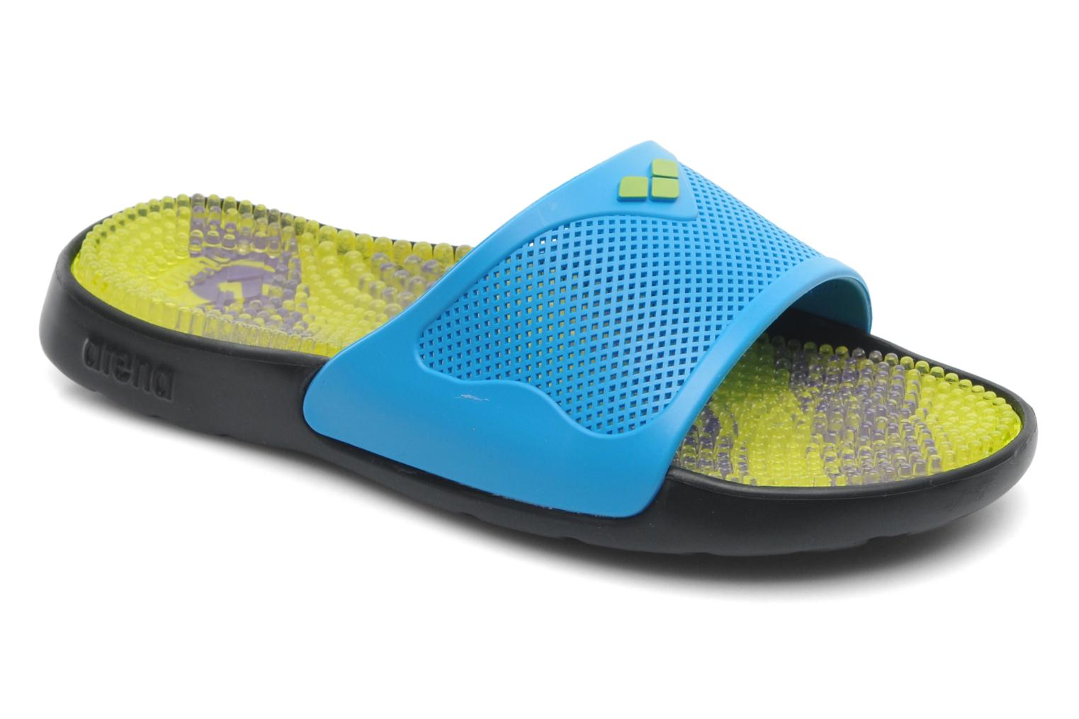 Marco x grip woman Logo Lime/Turquoise