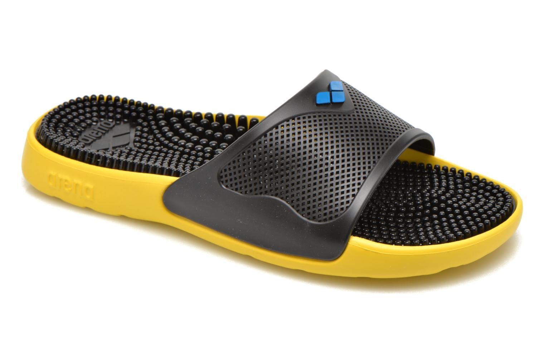 Chaussures de sport Arena Marco x grip woman Noir vue détail/paire