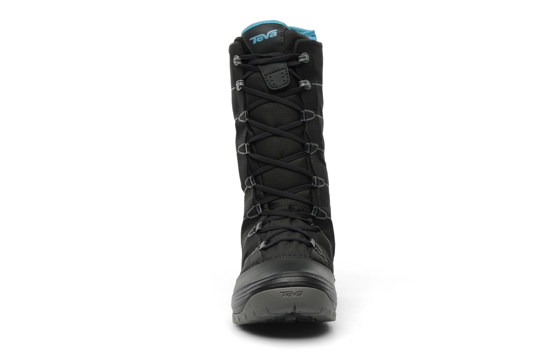Zapatillas de deporte Teva Jordanelle Negro vista del modelo
