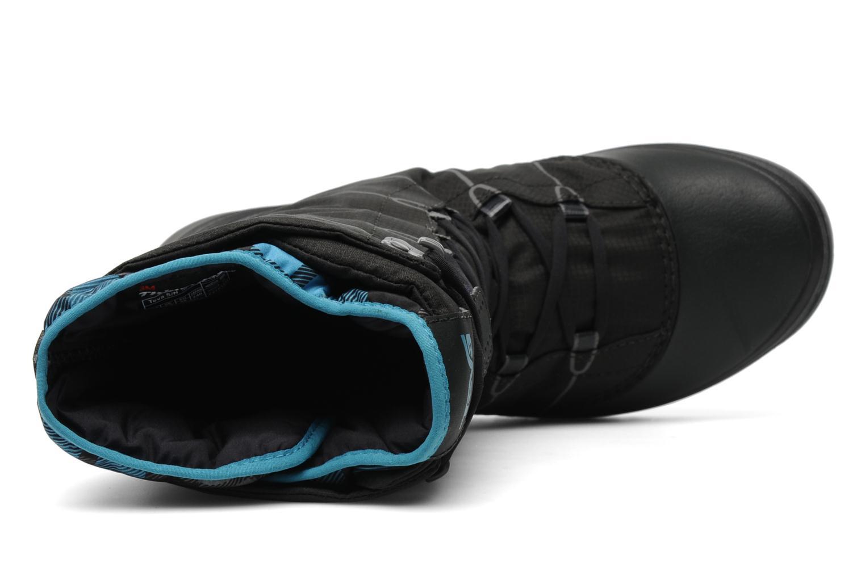 Zapatillas de deporte Teva Jordanelle Negro vista lateral izquierda
