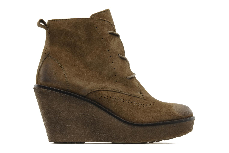 Stiefeletten & Boots Marc O'Polo Priscille grün ansicht von hinten