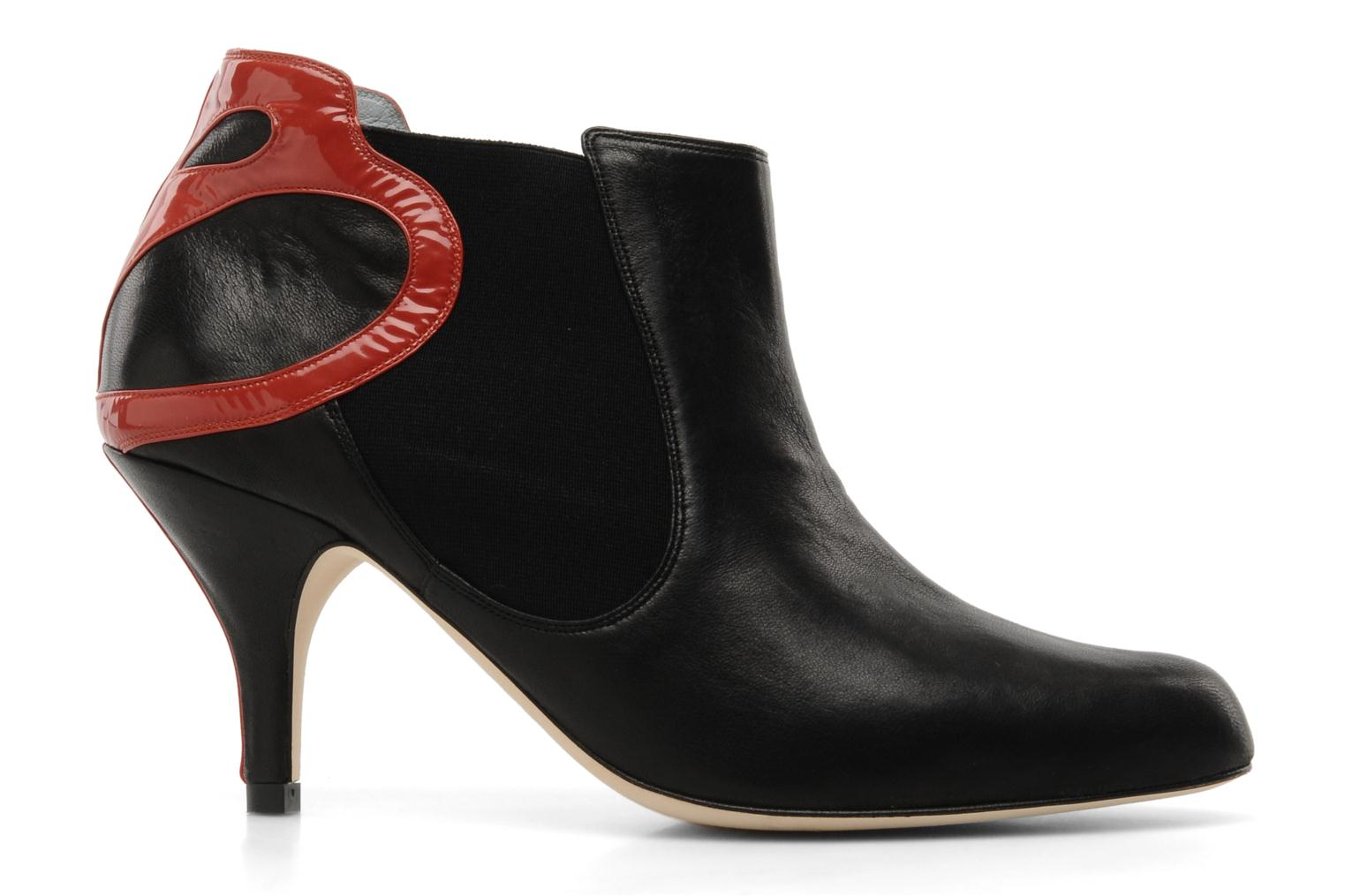 Ankle boots Fred Marzo Clara Boot Black back view