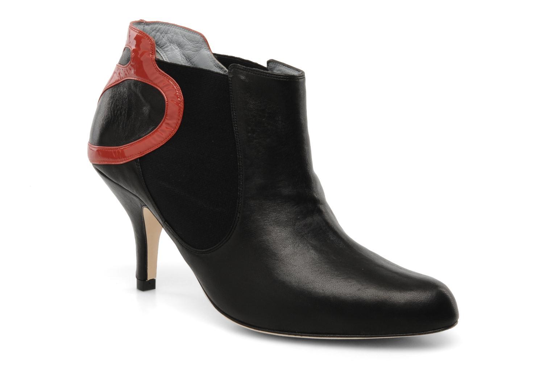 Botines  Fred Marzo Clara Boot Negro vista de detalle / par