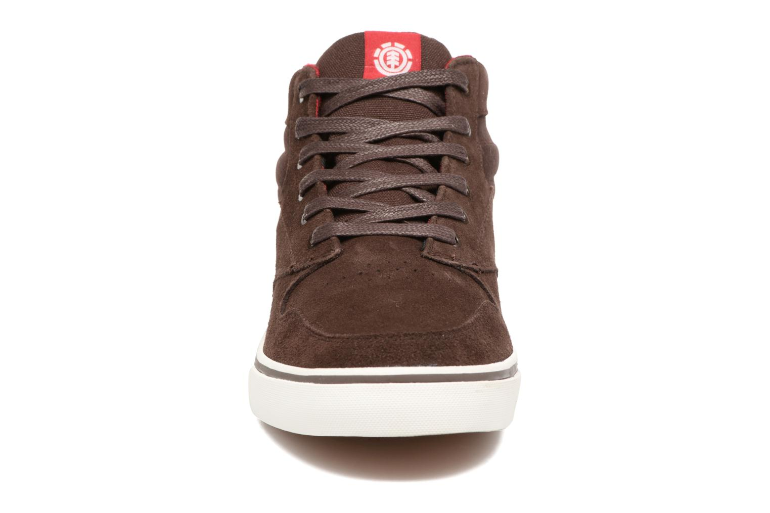 Sport shoes Element Topaz C3 Mid Brown model view