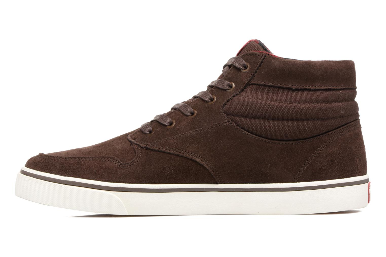 Sport shoes Element Topaz C3 Mid Brown front view