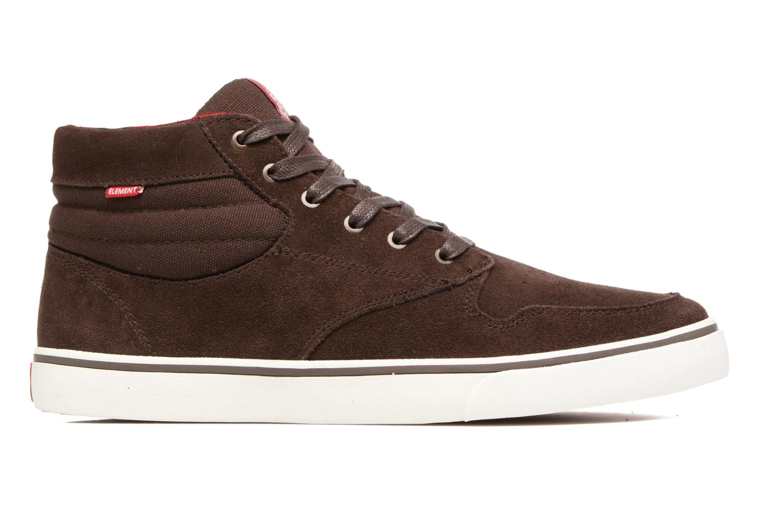Sport shoes Element Topaz C3 Mid Brown back view