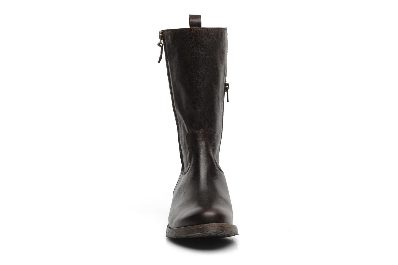 Stiefeletten & Boots Georgia Rose Teodor braun schuhe getragen