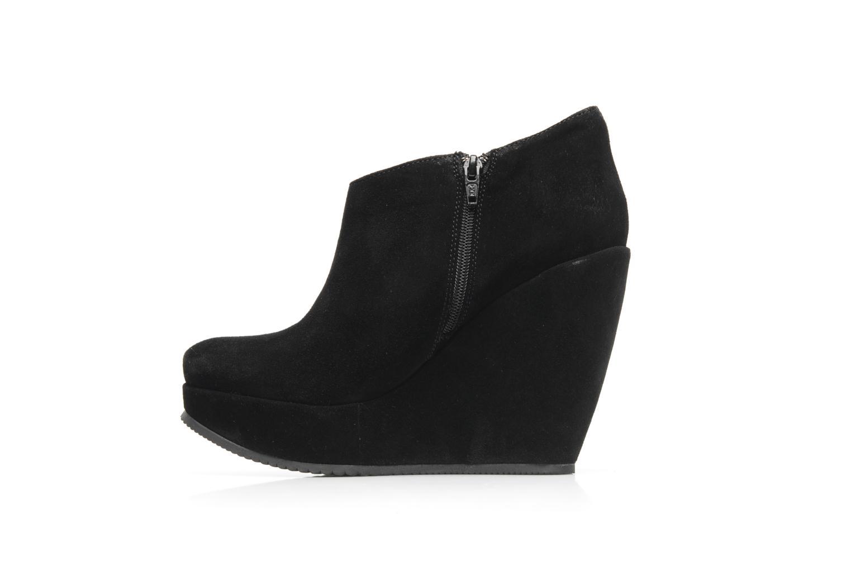 Boots en enkellaarsjes Georgia Rose Tamoli Zwart voorkant