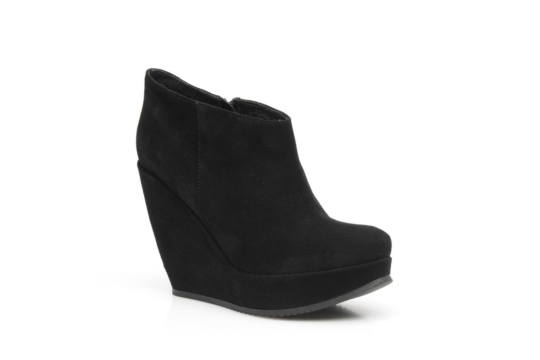 Boots en enkellaarsjes Georgia Rose Tamoli Zwart detail