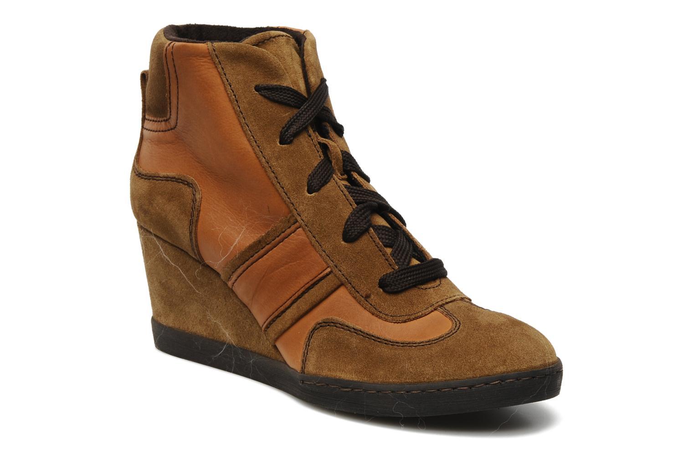 Sneakers Khrio Luopa Bruin detail