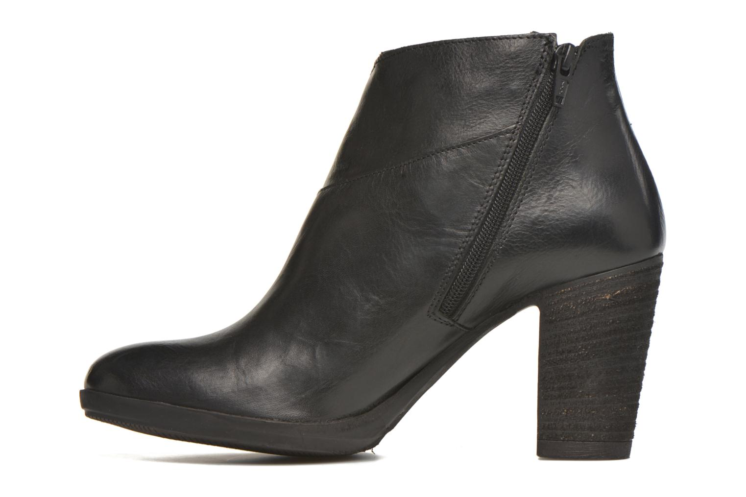 Ankle boots Khrio Eva Black front view